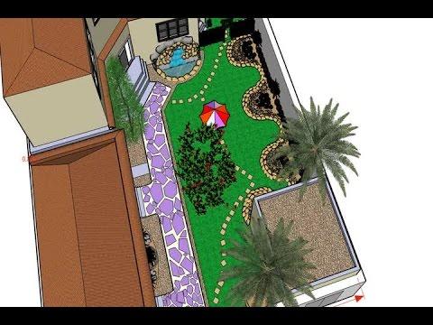 Landscape Plans | Landscape Design Plans | Backyard Landscape Plans